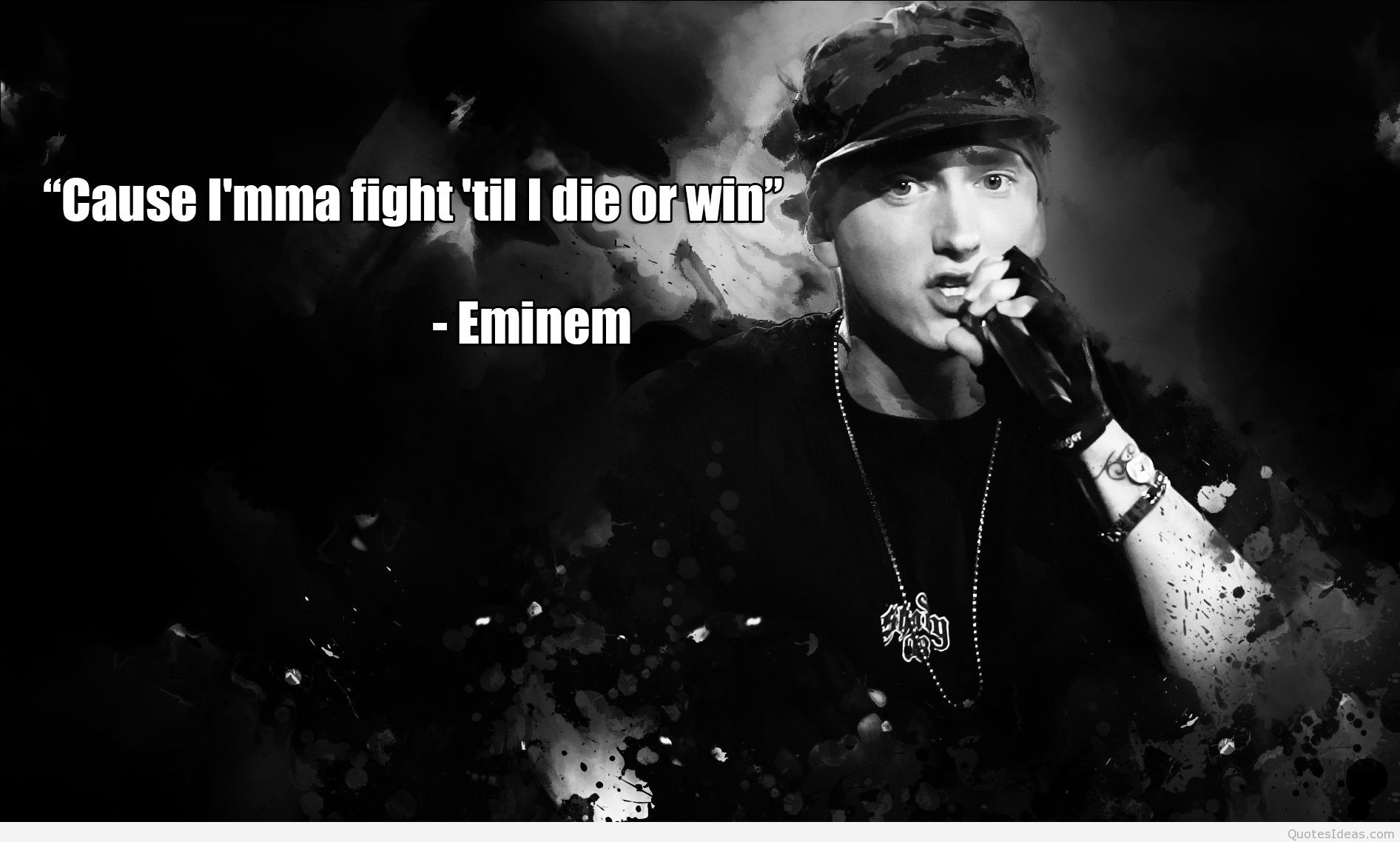 [Image] eminem – this sums it all !!