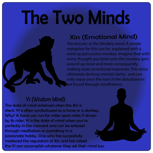 [Image] The Two Minds