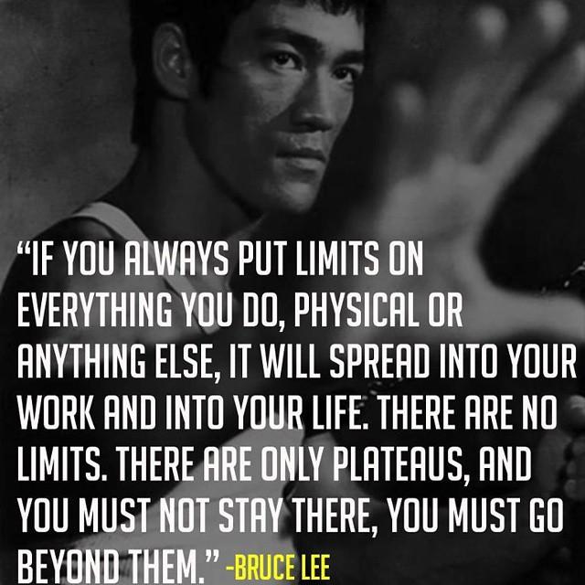 [Image] No Limits
