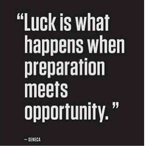 [Image]Prepare Yourself Today To Be Able To Take Advantage Of The Opportunities That Might Present Themselves Tomorrow.