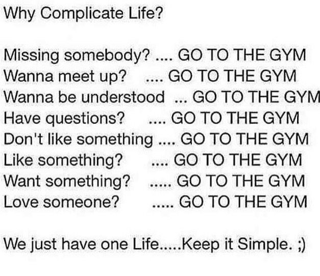 [image] Keep Lif3 Simple !!!!