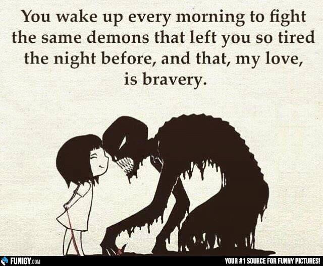 [Image] Bravery