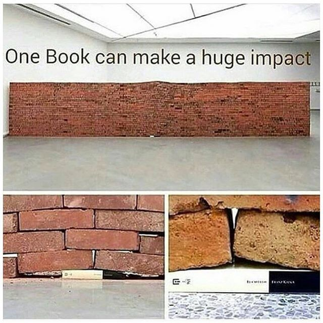 [Image] One book can make a huge impact