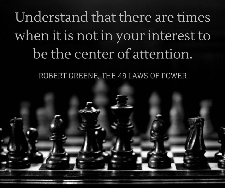 [Image] Center of attention