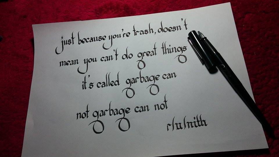 [Image] Garbage Can