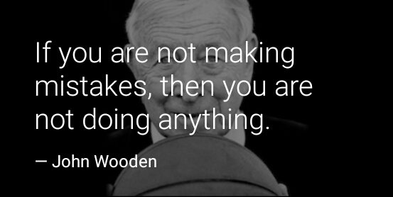 [Image] But learn from your mistakes.