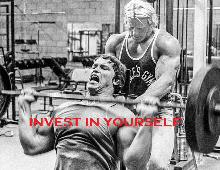[Image] Invest in yourself.