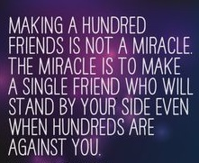 [Image] True friendship…
