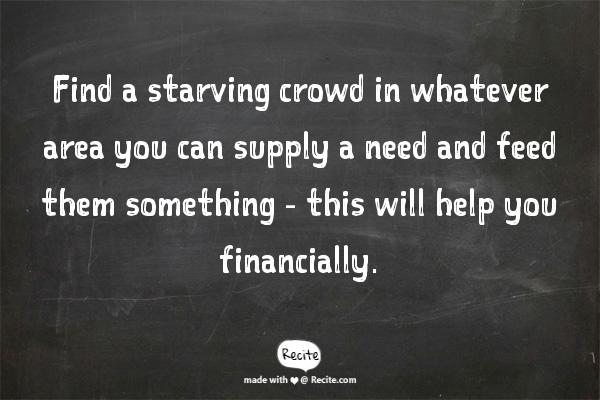 [Image] A good piece of financial advice i read