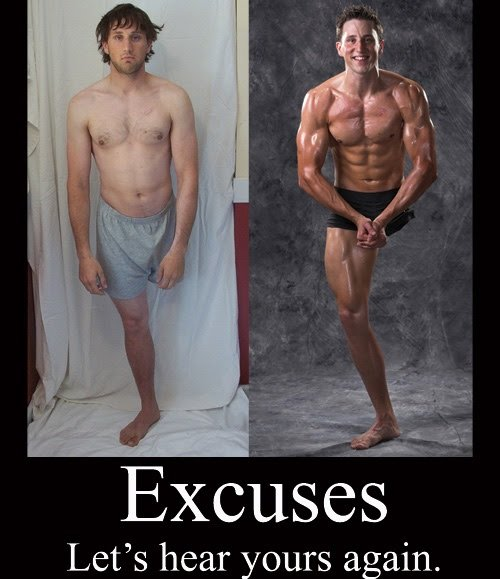 [Image] Excuses – Let's hear yours again!
