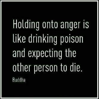 [Image] Do you hold on to Anger?