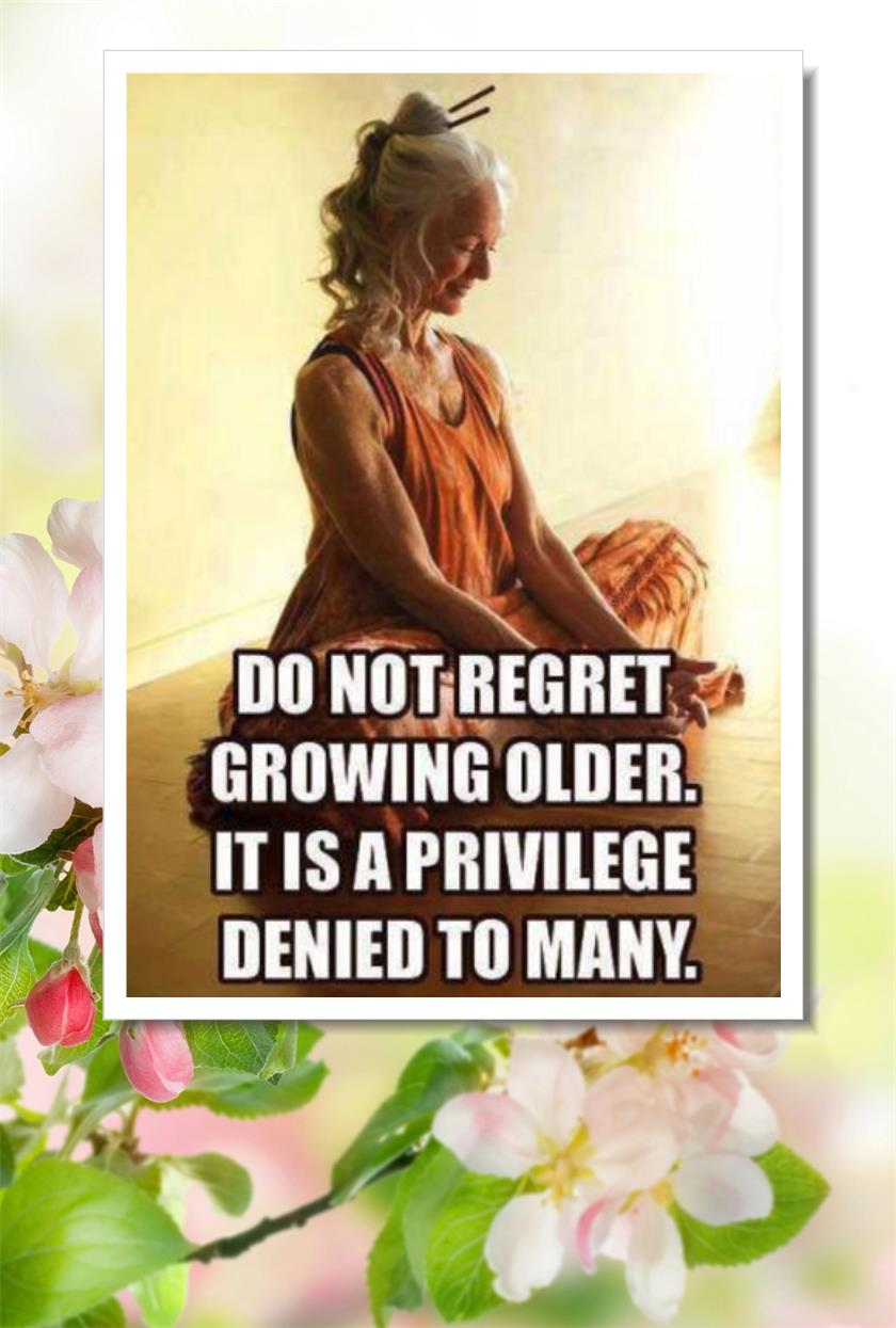 [Image] Growing Old…