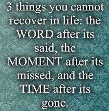 [Image] Three things we can't recover…