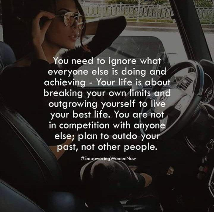 [Image] be the best yOU that only you can be
