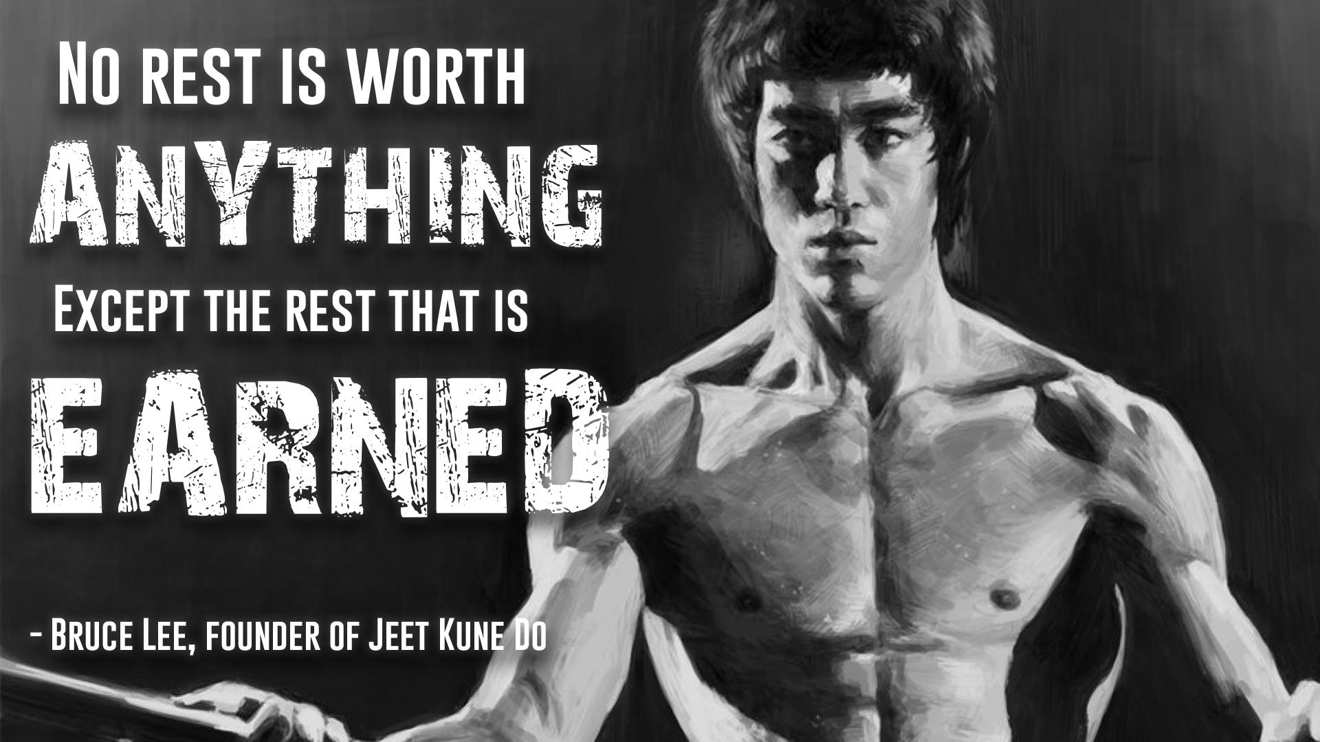 [Image] He was only 5'7″, 130 lbs. But he became one of the greatest martial artists of all time.