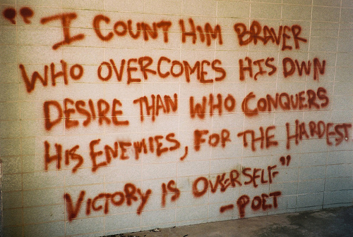 [Image] The Hardest Victory