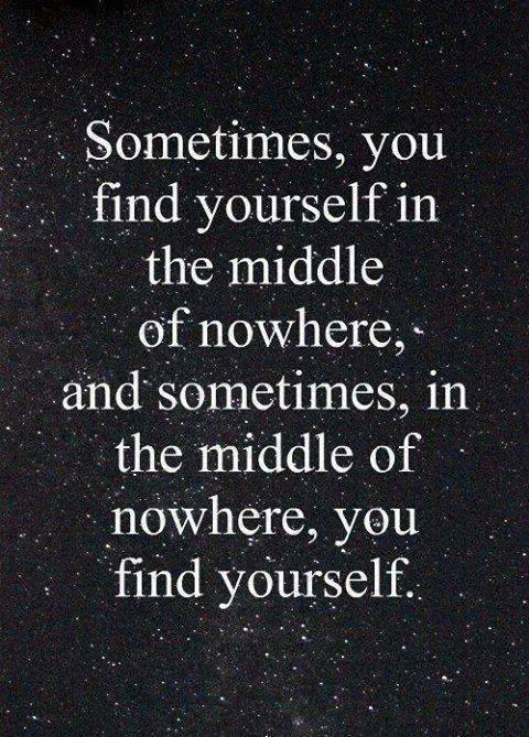 [Image] Find yourself