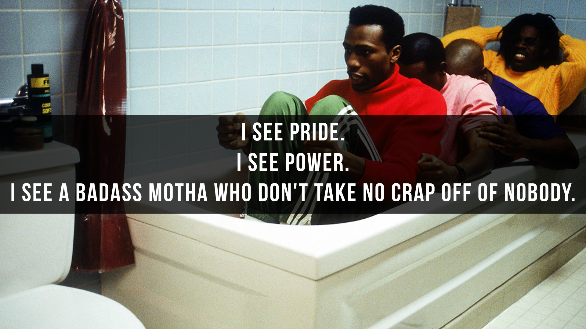 [Image] Cool Runnings still motivates me and it's been 24 years