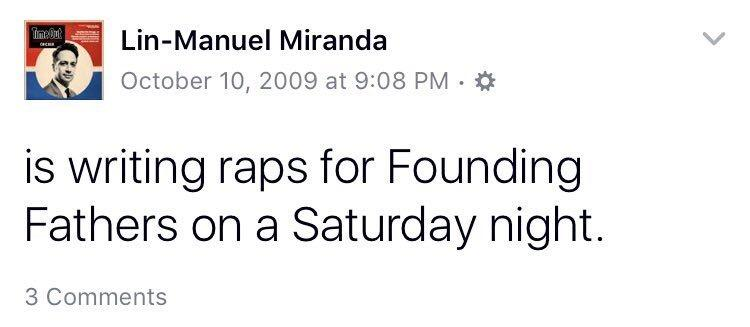 [Image] a saturday night in 2009