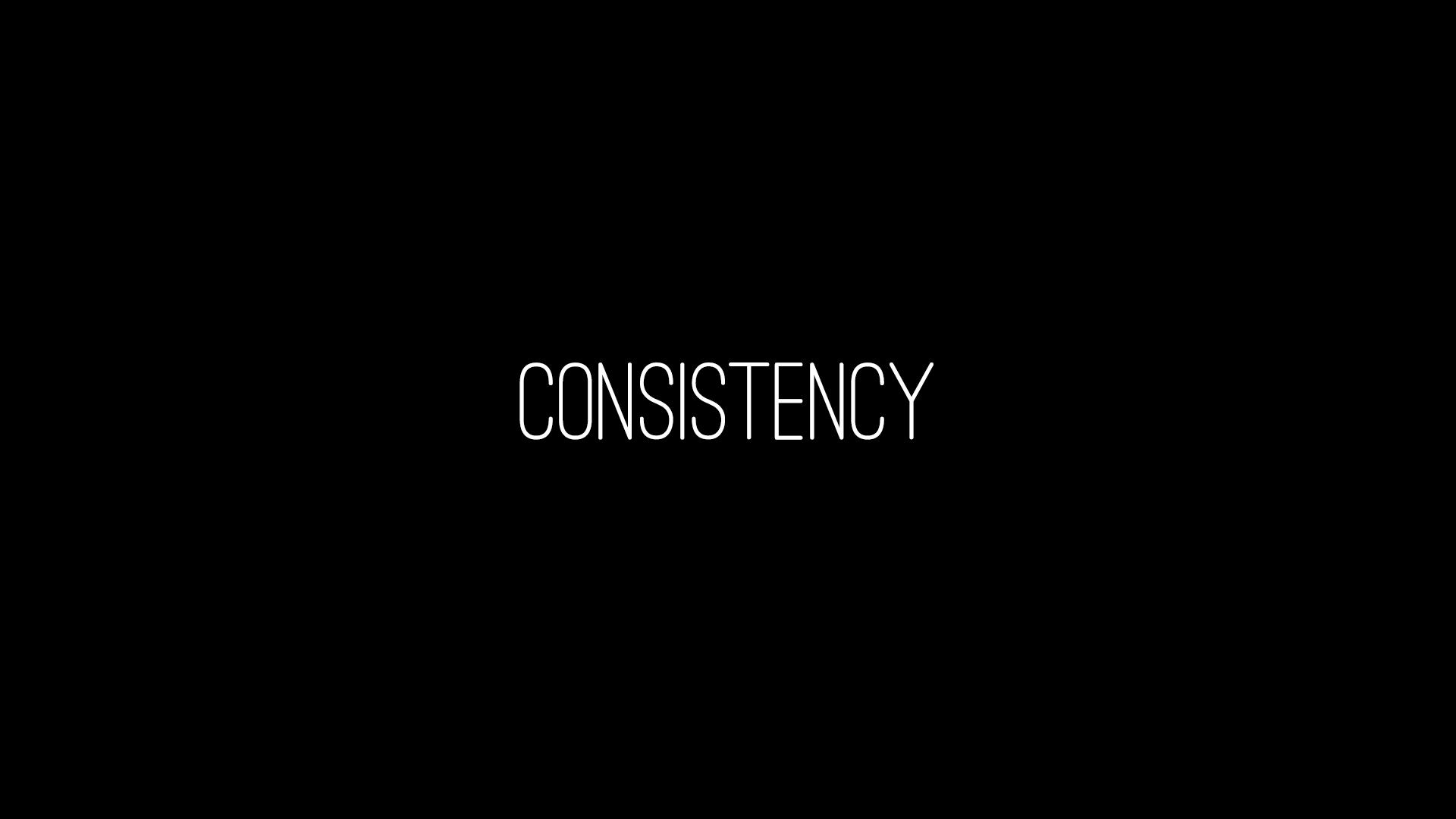 [Image] Consistency