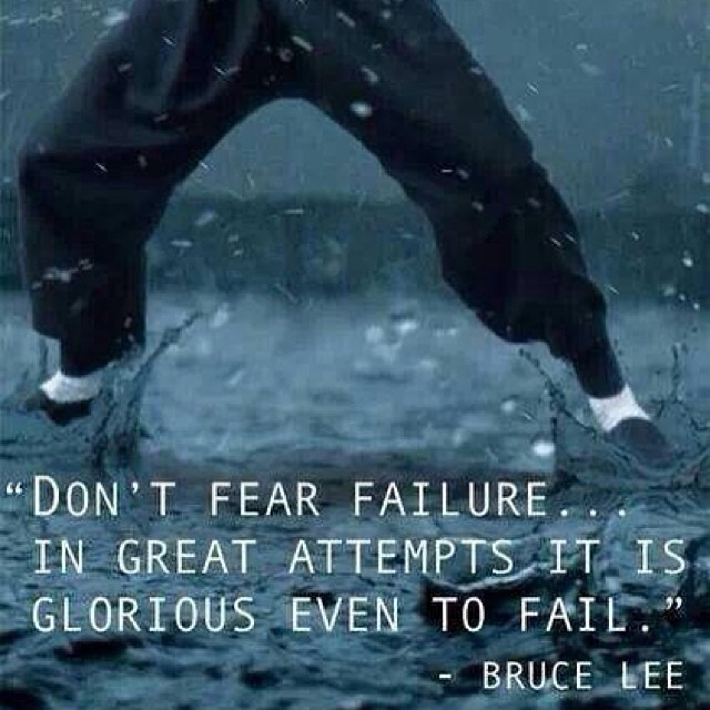 [Image] Don't fear failure