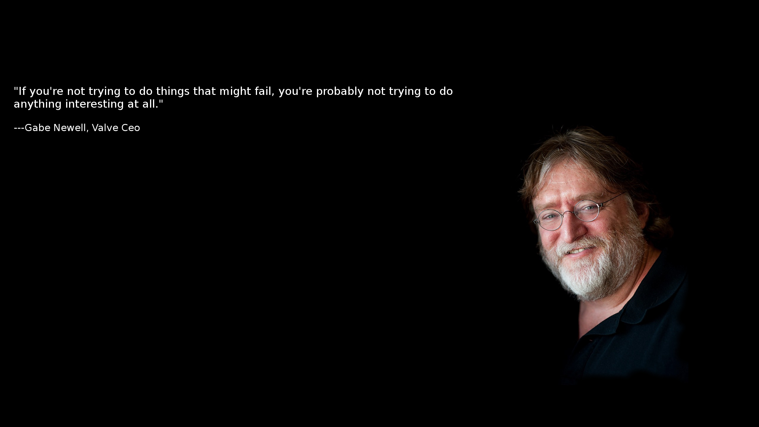 [Image] Listen to the 4 Billion Dollar Man (x-post The_Gaben)