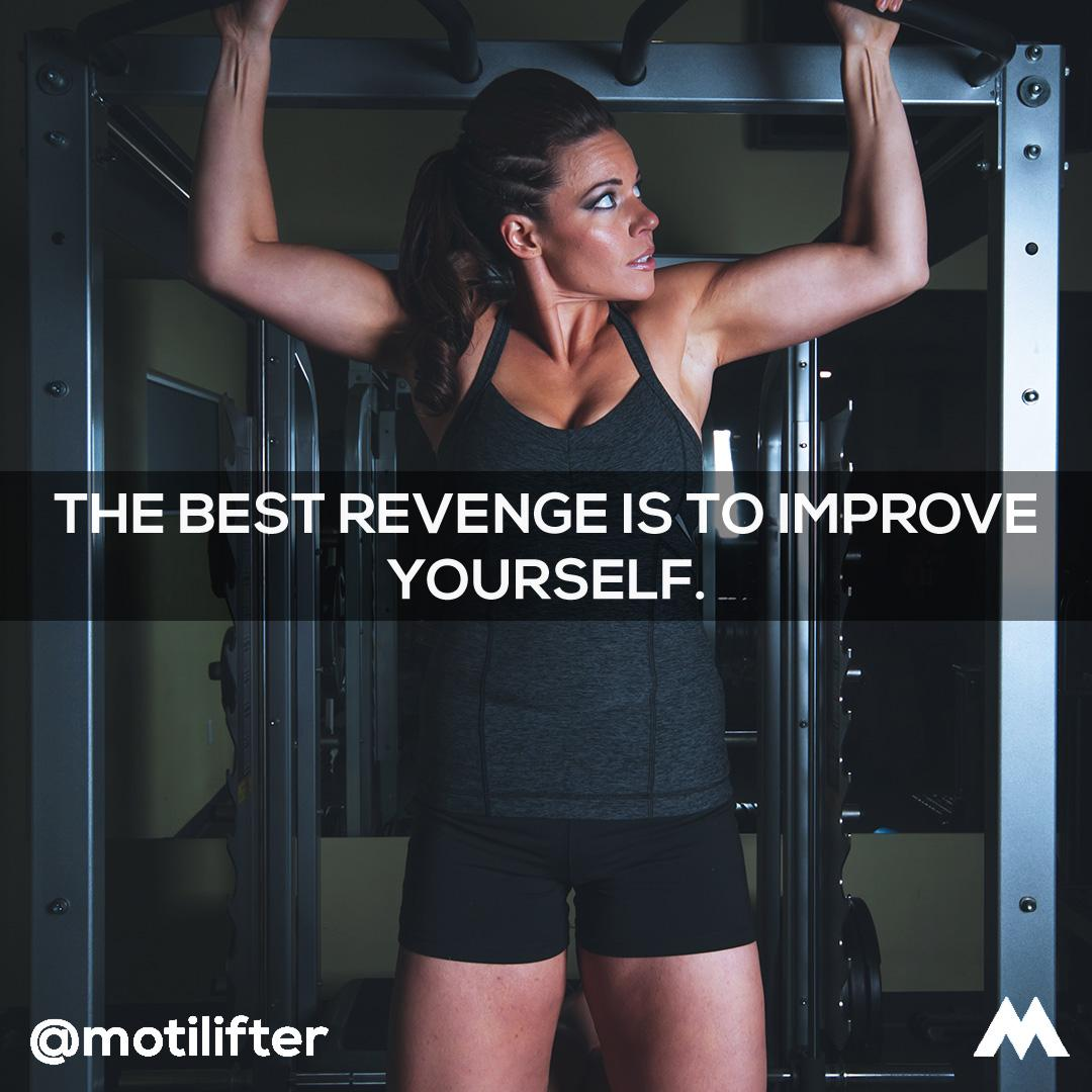 [Image] A healthy perspective on revenge
