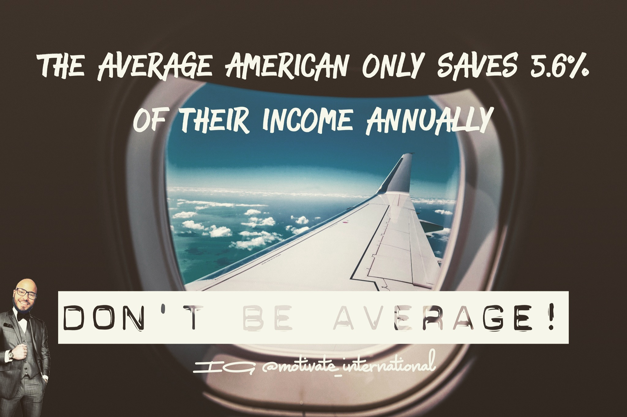 [IMAGE] Don't be average
