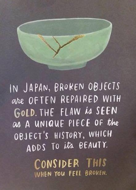 [Image] Consider this when you feel broken
