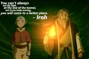 [Image] Wise Words from Uncle Iroh