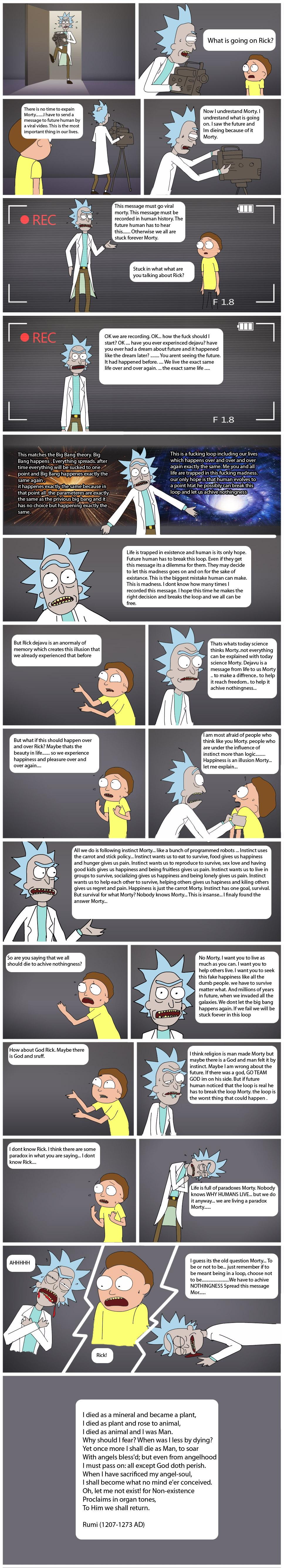 [Image] worth a read even if you aren't a Rick and Morty fan