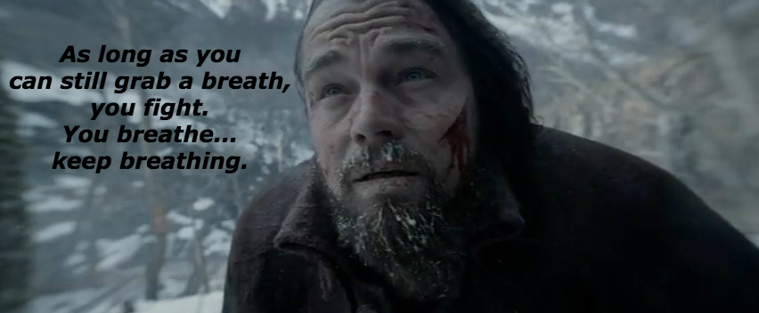 [Image] keep breathing, keep fighting.