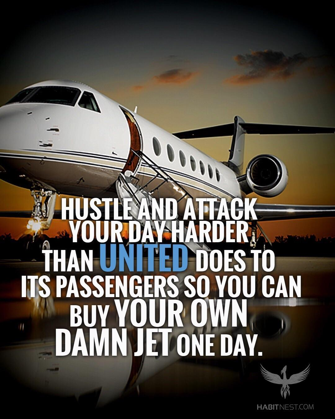 [Image] Buy your own damn jet.
