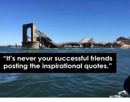 [Image] A message in an ironic manner
