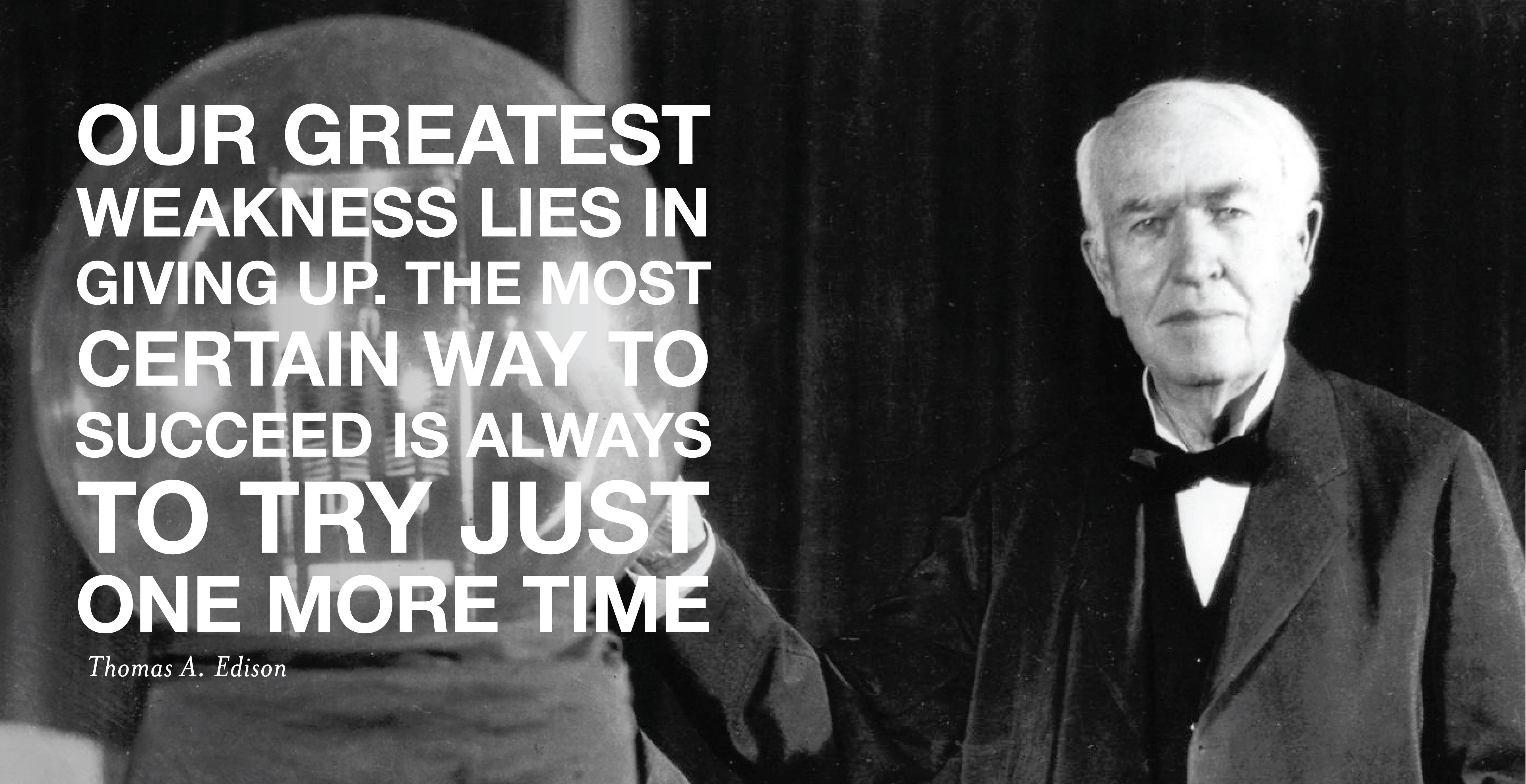 [Image] Try Just one more time