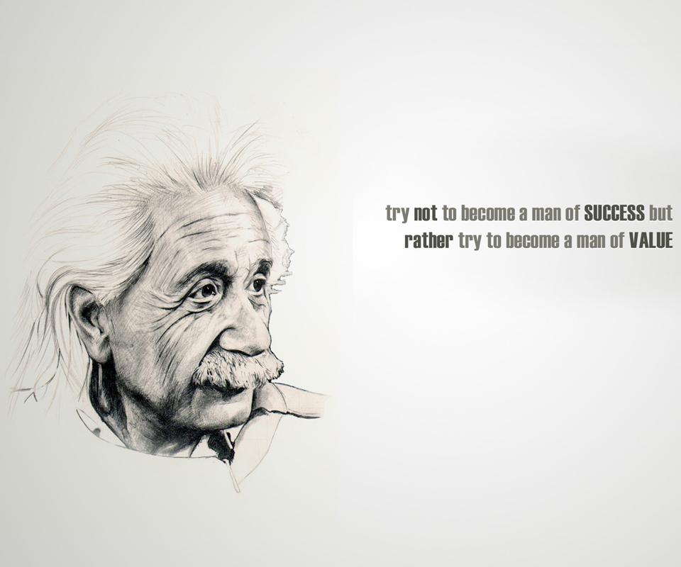 [Image] Einstein knows what's up.