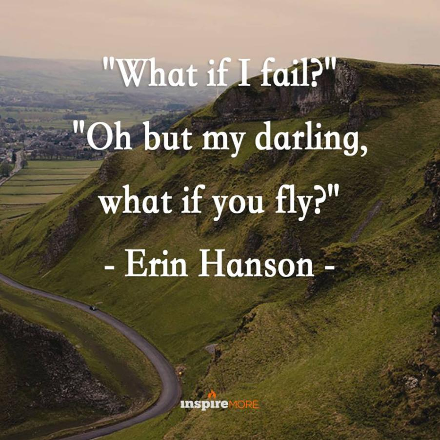 [Image] What if you fail?