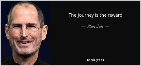 [Image] Focus on the Journey