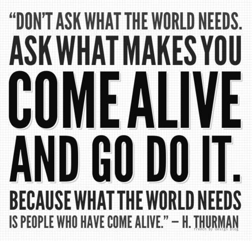 [Image] Come Alive