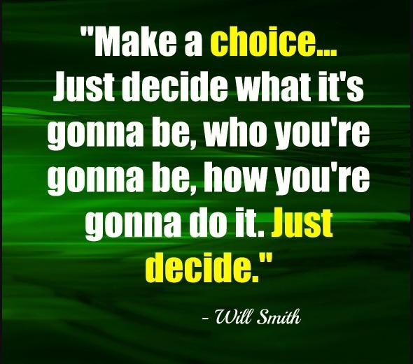 [Image]Just decide