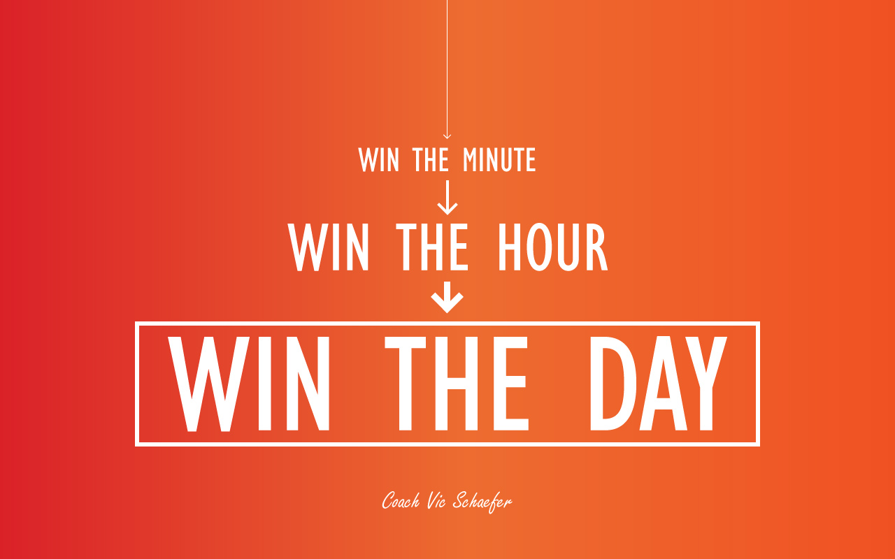 [Image] Win the day