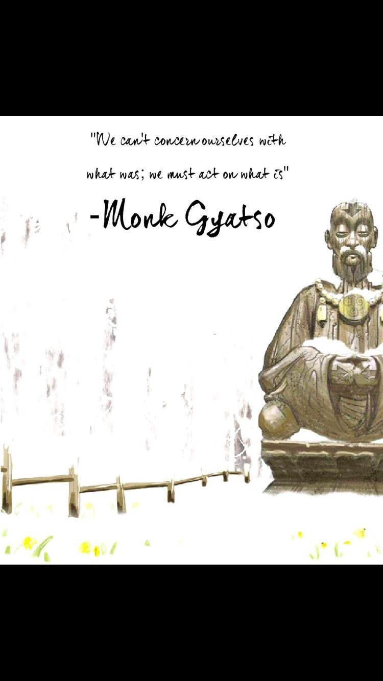 [Image] gotta love Gyatso