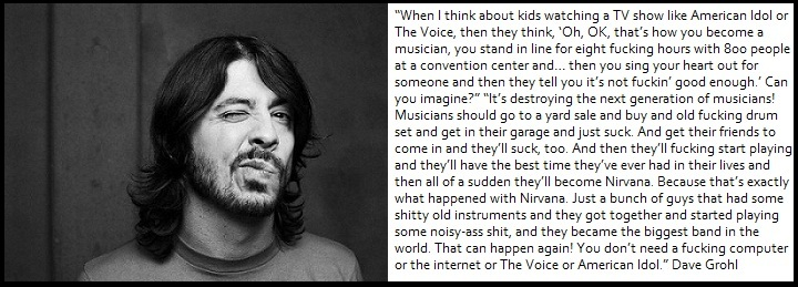 [Image] How to Become a rockstar