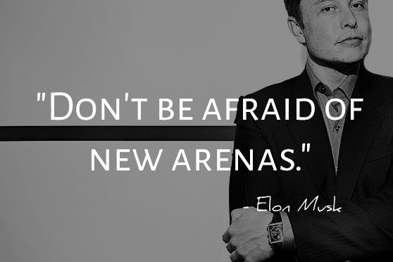 [Image] Don't be afraid