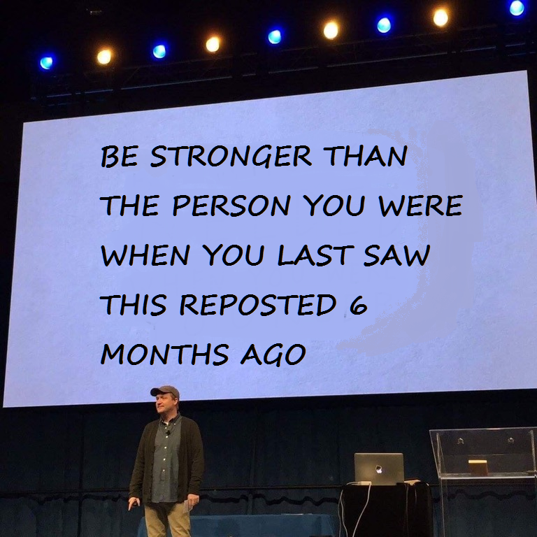 [Image] Be Who You Needed When You Were a Little Younger
