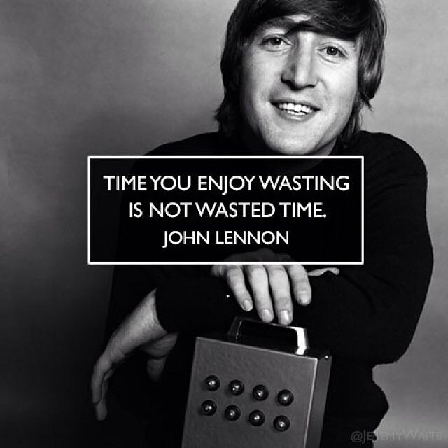 [Image] Wasting Time Can Help the Mind