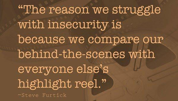 [Image] Struggle with insecurity