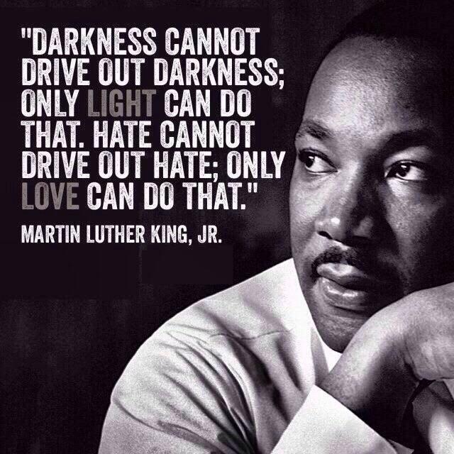 Martin Luther King, Jr. Quotes. [Image]