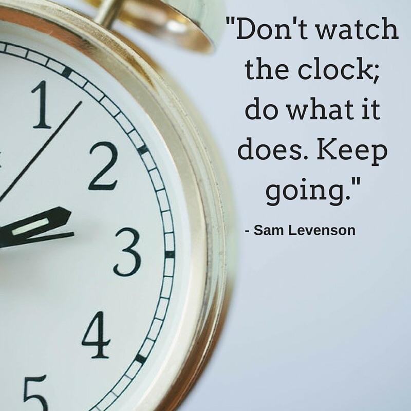 [Image] Don't watch, do!