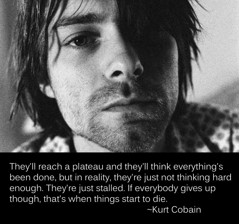 [Image] Kurt Cobain's Plateau